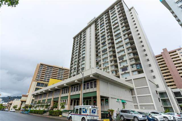 747 Amana Street #1809, Honolulu, HI 96814 (MLS #202007810) :: Barnes Hawaii