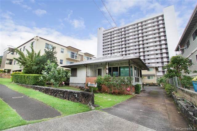 1729 Keeaumoku Street, Honolulu, HI 96822 (MLS #202007843) :: Team Lally