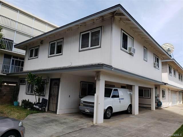 723 Makaleka Avenue, Honolulu, HI 96816 (MLS #202007852) :: Team Lally