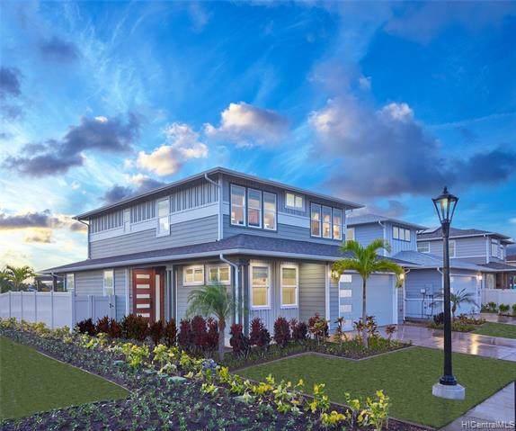 91-5408 Kapolei Parkway #17, Kapolei, HI 96707 (MLS #202007854) :: Barnes Hawaii