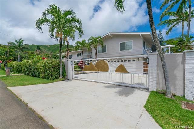 122 Lanipo Drive, Kailua, HI 96734 (MLS #202007857) :: LUVA Real Estate