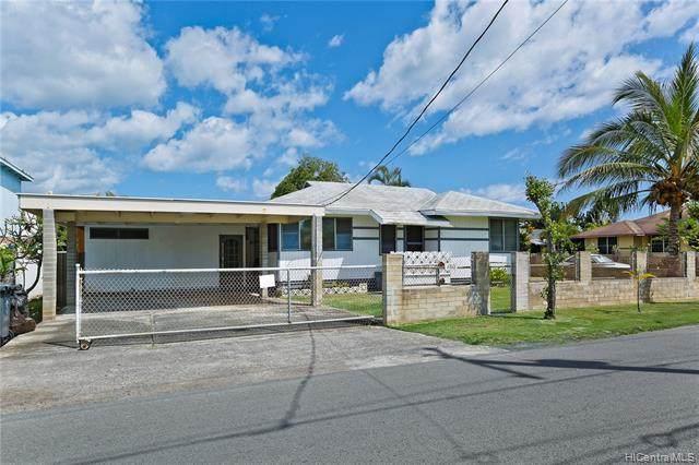 460 Hualani Street, Kailua, HI 96734 (MLS #202007866) :: Elite Pacific Properties