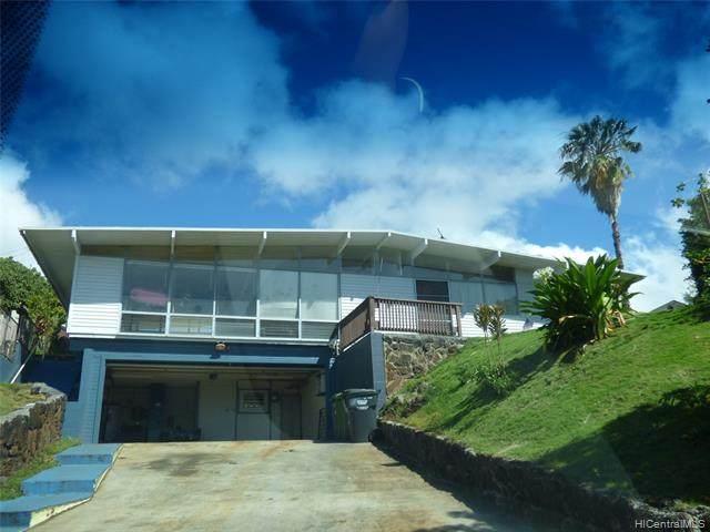 99-1065 Manako Place, Aiea, HI 96701 (MLS #202007884) :: Barnes Hawaii