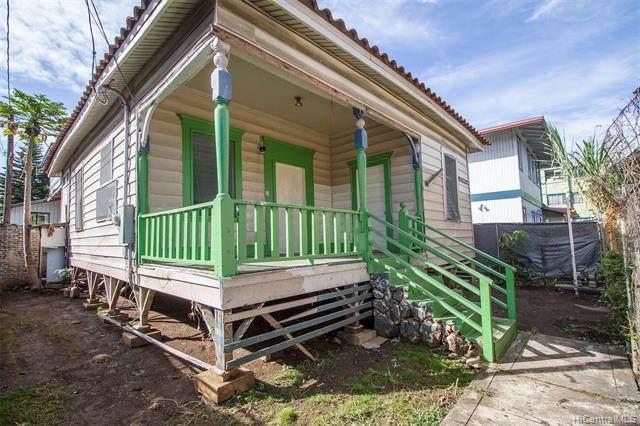1121C Banyan Street, Honolulu, HI 96817 (MLS #202007922) :: Elite Pacific Properties