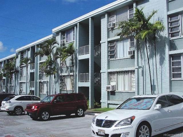 98-1030 Moanalua Road 5-212, Aiea, HI 96701 (MLS #202007924) :: Keller Williams Honolulu