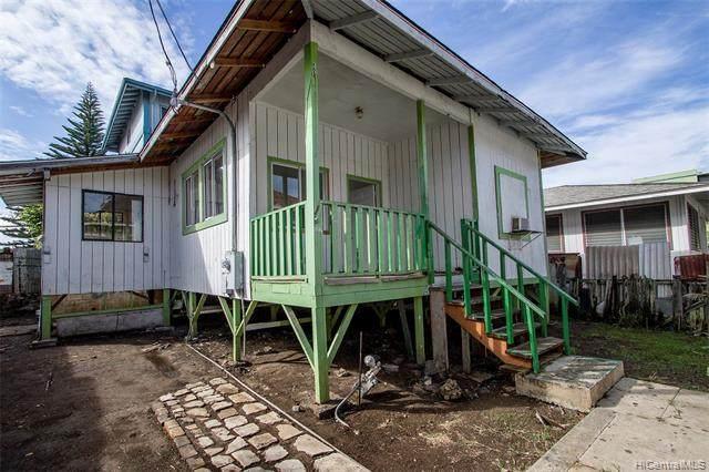 1121D Banyan Street, Honolulu, HI 96817 (MLS #202007925) :: Elite Pacific Properties