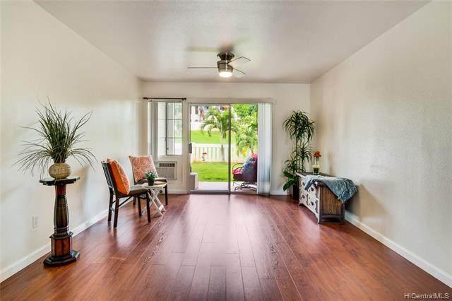 94-722 Lumiauau Street Jj102, Waipahu, HI 96797 (MLS #202007970) :: Elite Pacific Properties