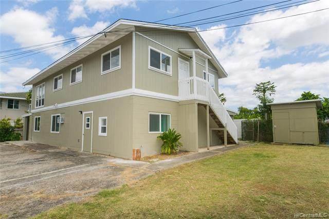 94-1071 Kahuamoku Street, Waipahu, HI 96797 (MLS #202008011) :: Barnes Hawaii