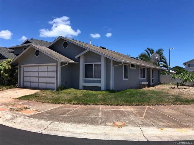 91-2001 Pahuhu Place, Ewa Beach, HI 96706 (MLS #202008085) :: Keller Williams Honolulu