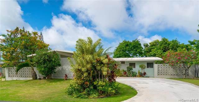 1652 Ulueo Street, Kailua, HI 96734 (MLS #202008102) :: Barnes Hawaii