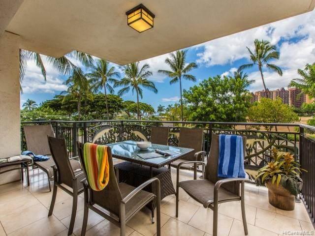 92-104 Waialii Place O-214, Kapolei, HI 96707 (MLS #202008139) :: Elite Pacific Properties