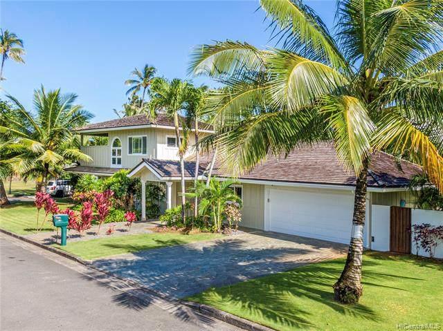 61 Kaikea Place, Kailua, HI 96734 (MLS #202008141) :: Barnes Hawaii