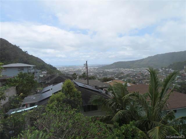 1559 Puolani Street, Honolulu, HI 96819 (MLS #202008145) :: The Ihara Team