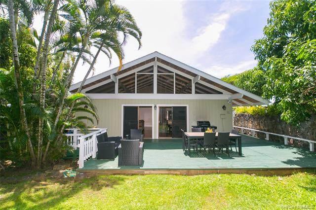 2009 Makiki Street A, Honolulu, HI 96822 (MLS #202008152) :: The Ihara Team