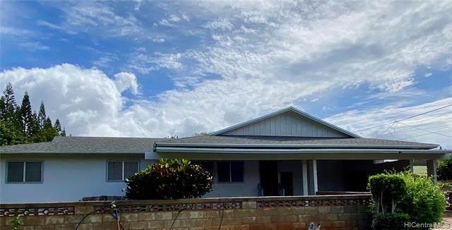 1626 N Kiapa Street, Hoolehua, HI 96729 (MLS #202008158) :: Elite Pacific Properties