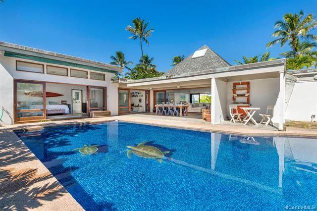 165 Kailuana Loop, Kailua, HI 96734 (MLS #202008188) :: Keller Williams Honolulu
