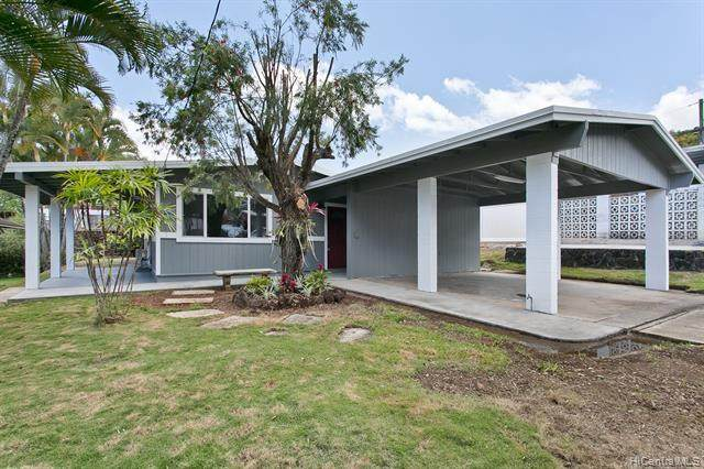 44-116 Nanamoana Street, Kaneohe, HI 96744 (MLS #202008200) :: Team Lally