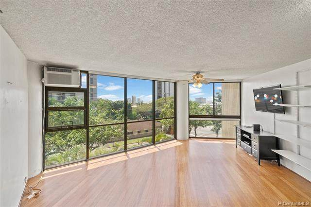 2101 Nuuanu Avenue I203, Honolulu, HI 96817 (MLS #202008234) :: Elite Pacific Properties