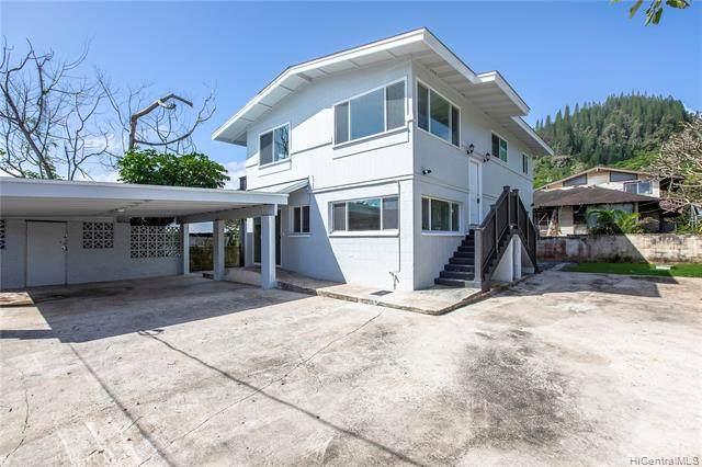 54-036 Waikulama Street, Hauula, HI 96717 (MLS #202008343) :: Elite Pacific Properties