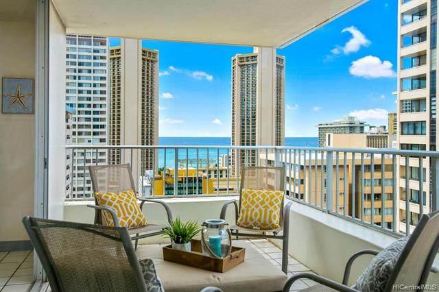 2421 Tusitala Street #1903, Honolulu, HI 96815 (MLS #202008366) :: Elite Pacific Properties