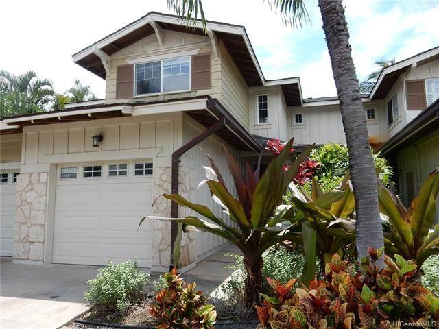 92-1039B Koio Drive M2-2, Kapolei, HI 96707 (MLS #202008383) :: Elite Pacific Properties