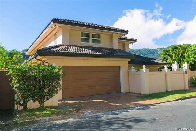 3360 Kamaaina Place, Honolulu, HI 96817 (MLS #202008418) :: Barnes Hawaii