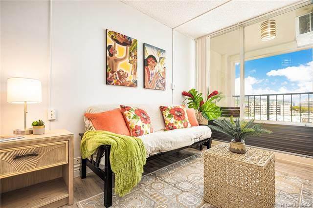 747 Amana Street #607, Honolulu, HI 96814 (MLS #202008430) :: Elite Pacific Properties