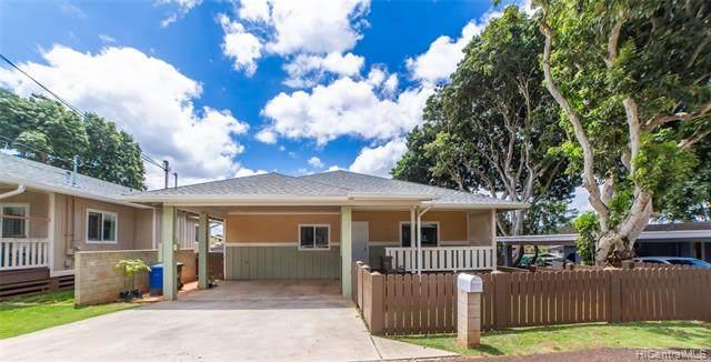 72 Ilima Street, Wahiawa, HI 96786 (MLS #202008455) :: Elite Pacific Properties