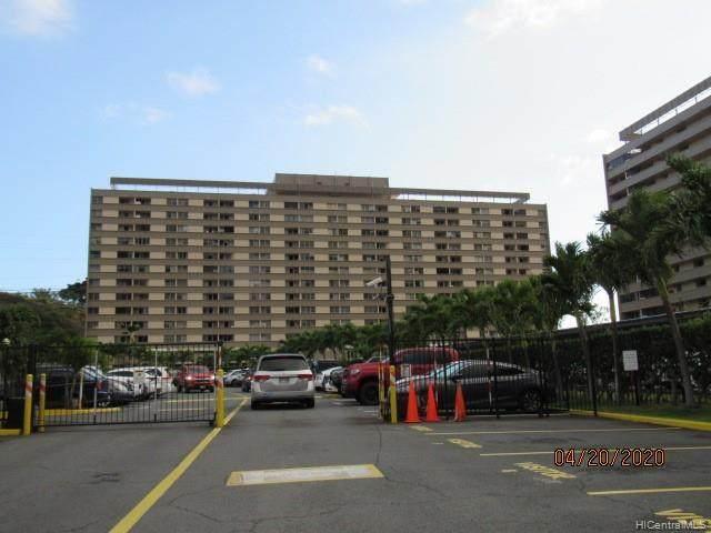 3215 Ala Ilima Street Bph4, Honolulu, HI 96818 (MLS #202008494) :: The Ihara Team