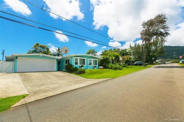 1289 Ulupii Street, Kailua, HI 96734 (MLS #202008586) :: The Ihara Team