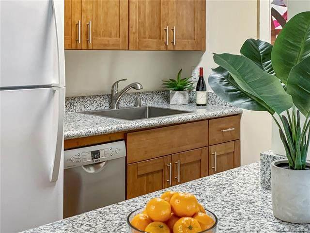 775 Kinalau Place #1208, Honolulu, HI 96813 (MLS #202008637) :: Elite Pacific Properties