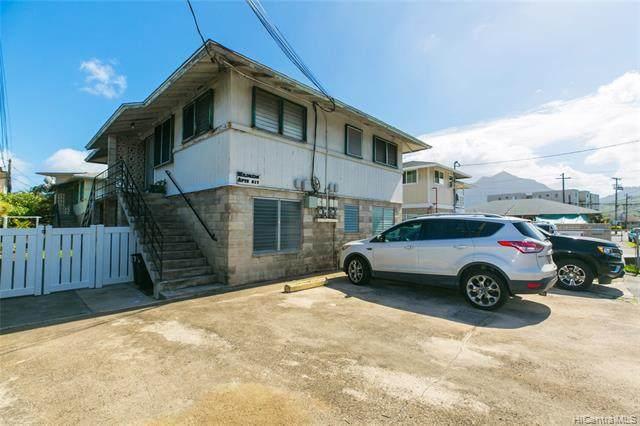 617 Wailepo Street, Kailua, HI 96734 (MLS #202008668) :: Elite Pacific Properties
