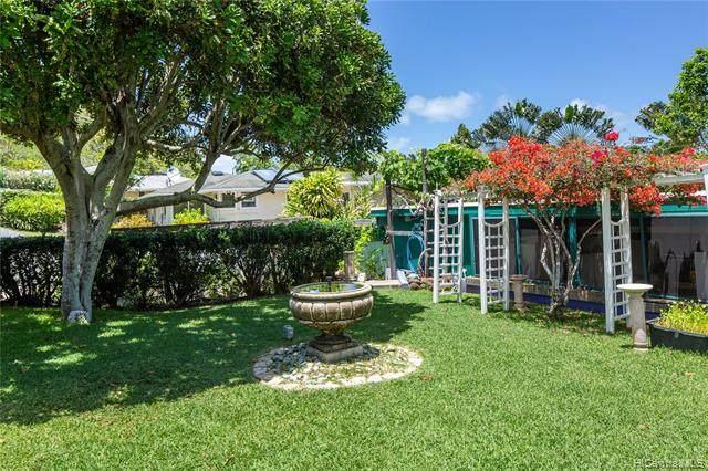 1420 Kehaulani Drive, Kailua, HI 96734 (MLS #202008681) :: Team Lally