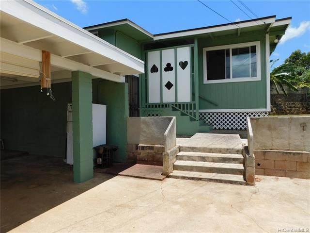 94-1081 Awaiki Street, Waipahu, HI 96797 (MLS #202008703) :: Elite Pacific Properties