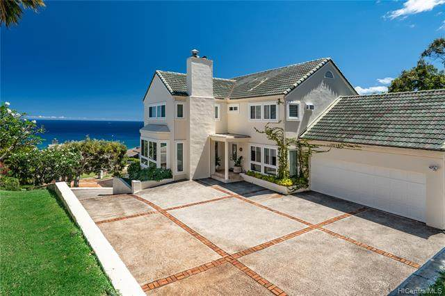 124 Kaulana Way, Honolulu, HI 96821 (MLS #202008705) :: Elite Pacific Properties