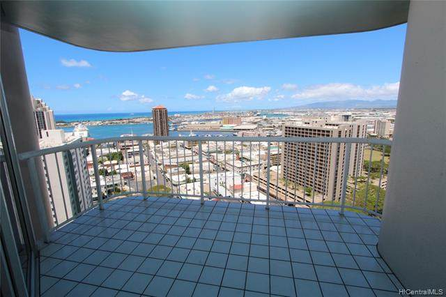 1212 Nuuanu Avenue #2809, Honolulu, HI 96817 (MLS #202008777) :: Elite Pacific Properties