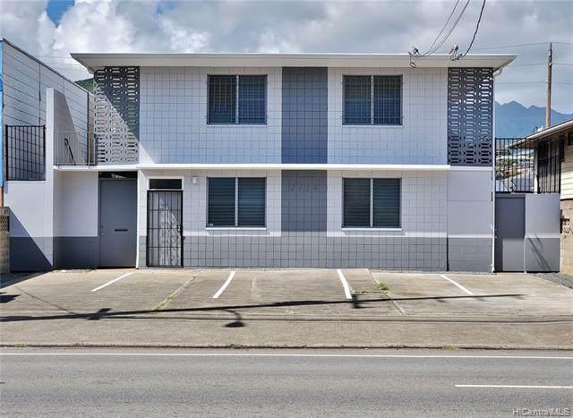 Address Not Published, Honolulu, HI 96826 (MLS #202008784) :: Elite Pacific Properties