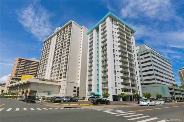 731 Amana Street #403, Honolulu, HI 96814 (MLS #202008792) :: Elite Pacific Properties
