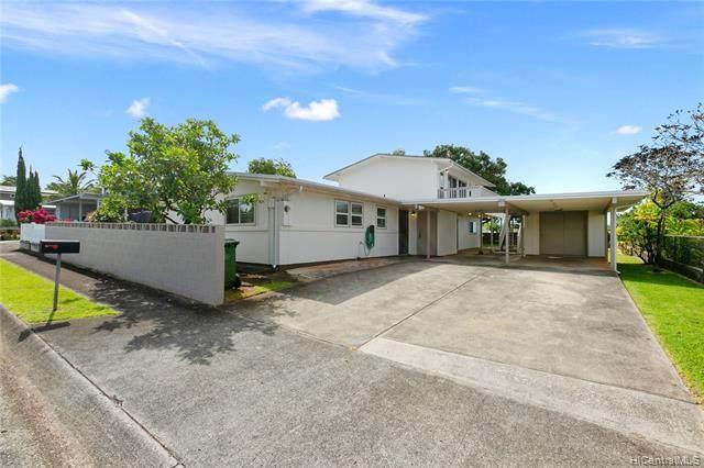 2237 Aupaka Street, Pearl City, HI 96782 (MLS #202008844) :: Keller Williams Honolulu