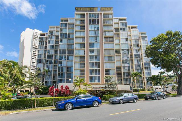 1702 Kewalo Street #601, Honolulu, HI 96822 (MLS #202008845) :: Island Life Homes
