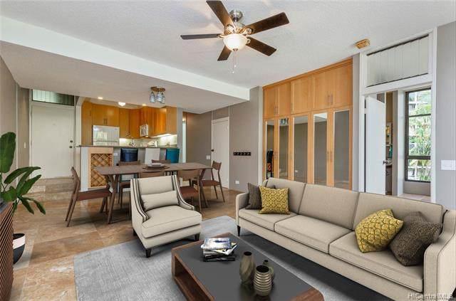 1020 Aoloa Place 210A, Kailua, HI 96734 (MLS #202008853) :: Keller Williams Honolulu
