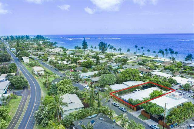 67-241 Kiapoko Street, Waialua, HI 96791 (MLS #202008867) :: The Ihara Team