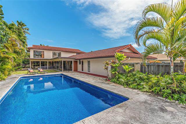 70 Namala Place, Kailua, HI 96734 (MLS #202008871) :: Keller Williams Honolulu