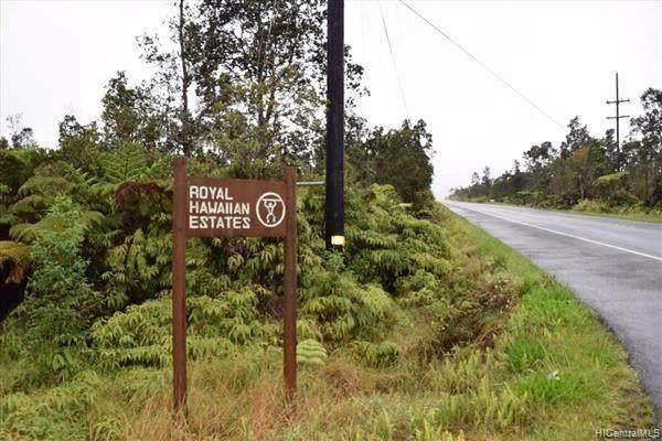 000 Mokuna Street, Volcano, HI 96785 (MLS #202008899) :: Barnes Hawaii