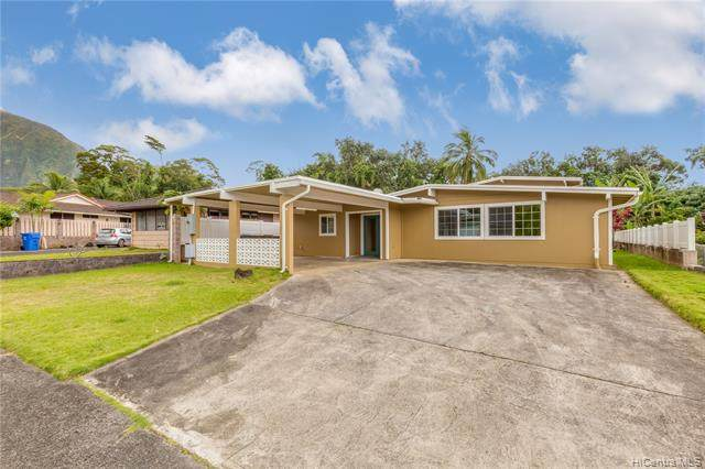 46-329 Kumoo Loop, Kaneohe, HI 96744 (MLS #202008920) :: Barnes Hawaii