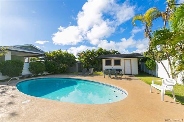 149 Hauoli Street, Kailua, HI 96734 (MLS #202008926) :: Team Lally