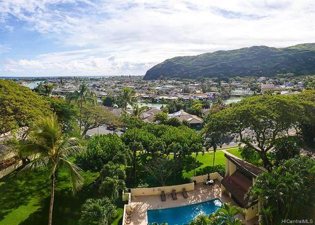 6710 Hawaii Kai Drive #710, Honolulu, HI 96825 (MLS #202008941) :: The Ihara Team