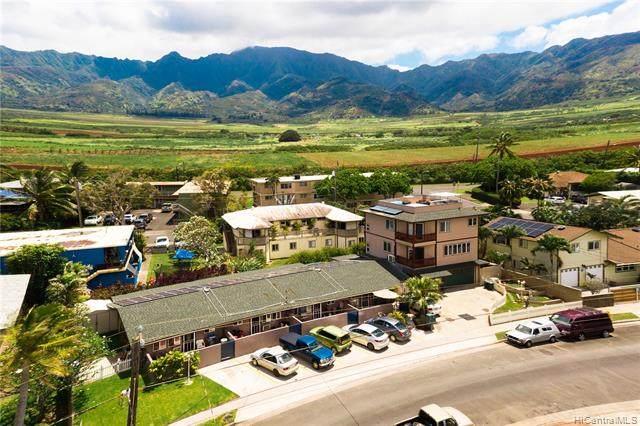 68-088 Akule Street, Waialua, HI 96791 (MLS #202008951) :: Elite Pacific Properties