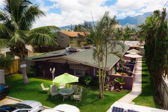 68-048 Akule Street, Waialua, HI 96791 (MLS #202008958) :: Keller Williams Honolulu
