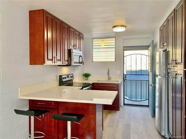 715 Umi Street 3A, Honolulu, HI 96819 (MLS #202008992) :: Elite Pacific Properties